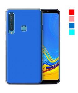Чехол Samsung A9 2018 – Цветной (TPU)