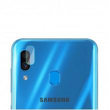 Стекло для камеры Samsung Galaxy A20 – Защитное