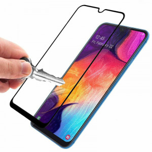 3D Стекло Samsung Galaxy A30 – Full Glue (С полным клеем)