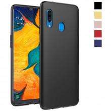 Бампер Samsung Galaxy A30 – Soft Touch
