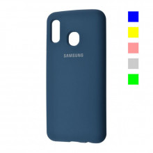 Чехол  Samsung Galaxy A30 – Soft-touch Silicone Case