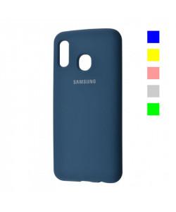 Чехол  Samsung Galaxy A30 – Soft-touch Silicone Case