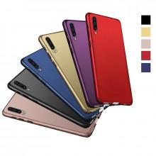 Бампер Samsung Galaxy A30s – Soft Touch (Анти Отпечатки)