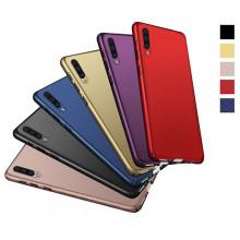 Бампер Samsung Galaxy A50s – Soft Touch (Анти Отпечатки)