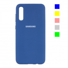 Чехол Samsung Galaxy A50s – Soft-touch Silicone Case
