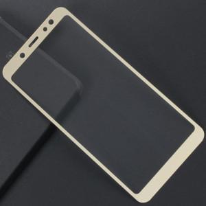 3D Стекло Samsung A6 2018 – Full Cover