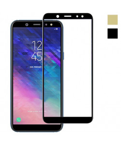 3D Стекло Samsung A6 2018 – Full Cover