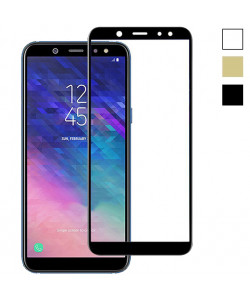 3D Стекло Samsung Galaxy A6+ 2018 – Full Cover