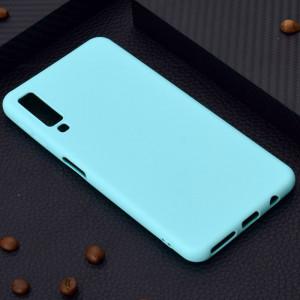 Чехол Samsung A7 2018 – Цветной (TPU)