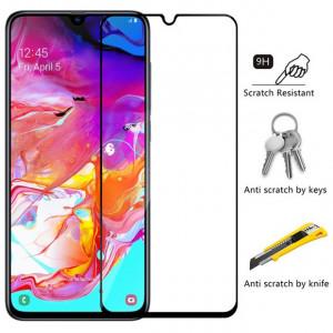 3D Стекло Samsung Galaxy A70 – Full Cover