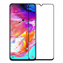 3D Стекло Samsung Galaxy A70 – Full Cover