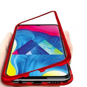 Магнитный чехол для Samsung A70 Magnetic Case – OneLounge Glass