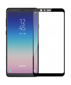 5D Стекло Samsung Galaxy A8 Star (A9 Star) – Скругленные края