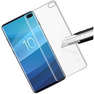 3D Стекло для Samsung Galaxy S10 Plus ( С ультрафиолетовым клеем )
