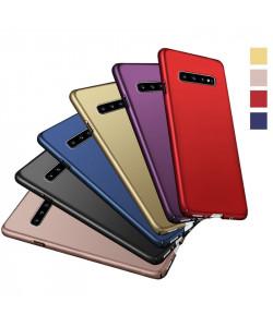 Бампер Samsung Galaxy S10+ – Soft Touch