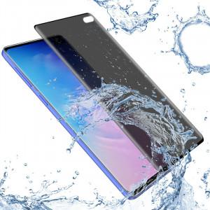 Защитное стекло Samsung Galaxy S10 Plus Privacy Anti-Spy (Конфиденциальное)