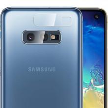 Стекло для Камеры Samsung Galaxy S10 Lite