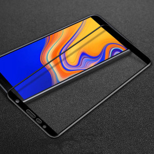 3D Стекло Samsung J6 Plus 2018 – Full Cover