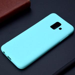 Чехол Samsung J6 Plus 2018 – Цветной (TPU)