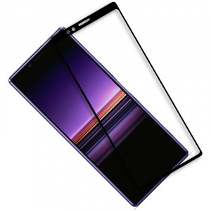3D стекло Sony Xperia 1 – Скругленные края