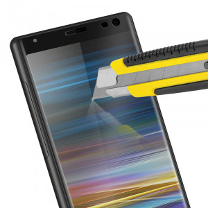 5D Стекло Sony Xperia 10 Plus – Скругленные края