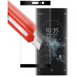 3D Стекло Sony XA2 Plus – Скругленные края