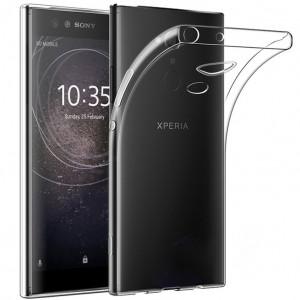 Силиконовый чехол Sony XA2 Plus – Ультратонкий