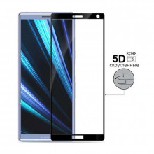 5D Стекло Sony Xperia XA3 – Скругленные края
