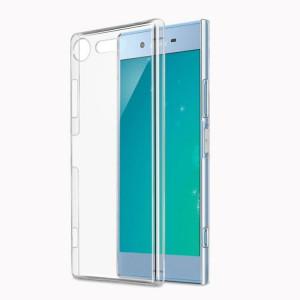 Силиконовый чехол Sony Xperia XZ1 Compact (G8441)