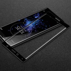 3D Стекло Sony Xperia XZ2 Compact – Скругленные края
