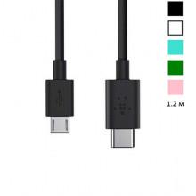 USB Кабель Belkin Micro USB – 1.2м
