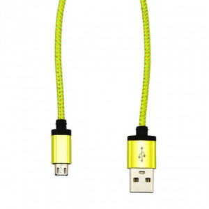 Купить USB кабель в оплетке – 1 м