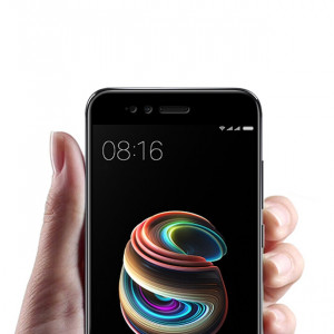 3D Стекло Xiaomi Mi 5X – Full Glue (С полным клеем)