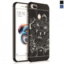 Прорезиненный бампер Xiaomi Mi5X – Dragon