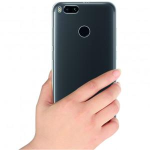 Силиконовый чехол для Xiaomi Mi A1 – Ультратонкий