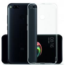 Силиконовый чехол Xiaomi Mi A1 – Ультратонкий