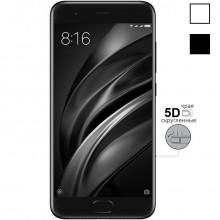 5D стекло Xiaomi Mi6 – Скругленные края