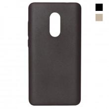 Бампер Xiaomi Redmi Note 4 – Soft Touch (Анти отпечатки)