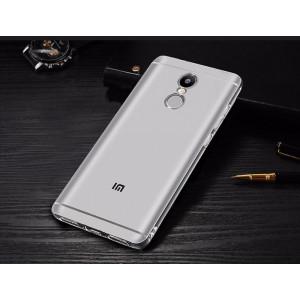 Силиконовый чехол для Xiaomi Redmi Note 4