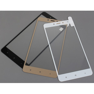 3D стекло для Xiaomi Redmi Note 4