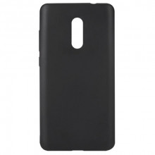 Силиконовый чехол Xiaomi Redmi Note 4x – Черный