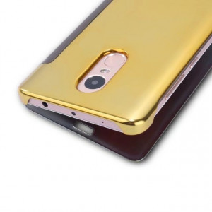 Чехол книжка Xiaomi Redmi Note 4x – Зеркальный