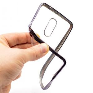 Чехол Xiaomi Redmi Note 4x с цветной рамкой