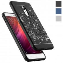 Прорезиненный бампер Xiaomi Redmi Note 4x – Dragon