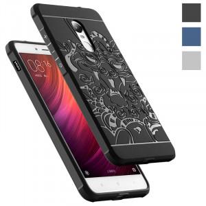 Резиновый бампер Xiaomi Redmi Note 4x – Dragon