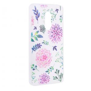 Силиконовый чехол для Xiaomi Redmi Note 4X – Flowers