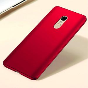 Пластиковый бампер Xiaomi Redmi Note 4x – Soft Touch (Анти отпечатки)