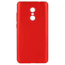 Силиконовый чехол Xiaomi Redmi Note 4X – Красный