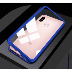 Магнитный чехол для Xiaomi Redmi Note 5 Magnetic Case – OneLounge Glass