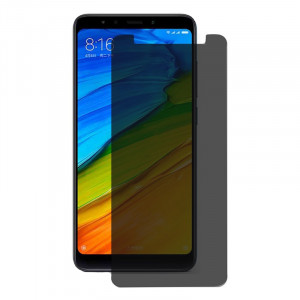 Защитное стекло Xiaomi Redmi Note 5 Privacy Anti-Spy (Конфиденциальное)